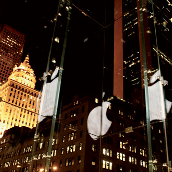 apple & plaza
